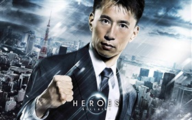 Heroes, TV series 09 HD wallpaper