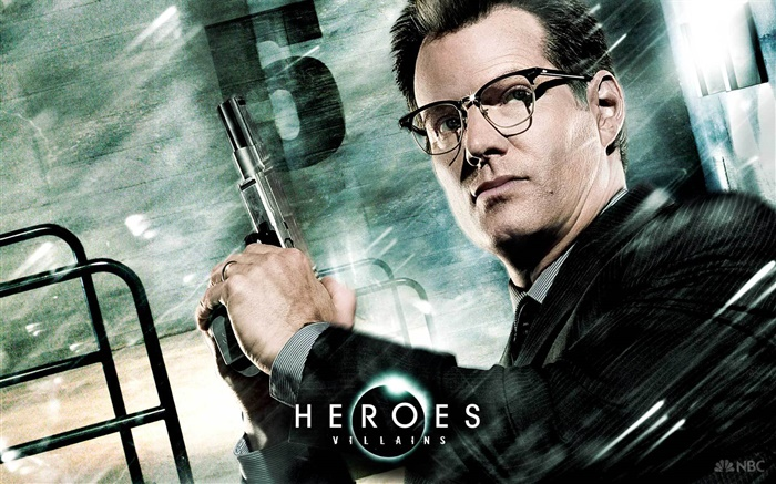Heroes, TV series 11 Wallpapers Pictures Photos Images