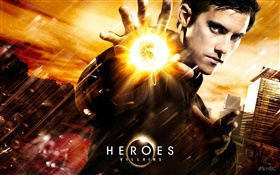 Heroes, TV series 12 HD wallpaper