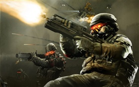 Killzone PC game HD wallpaper