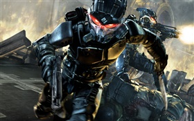 Killzone Sony game HD wallpaper