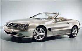 Mercedes-Benz SL 400 CDI car HD wallpaper