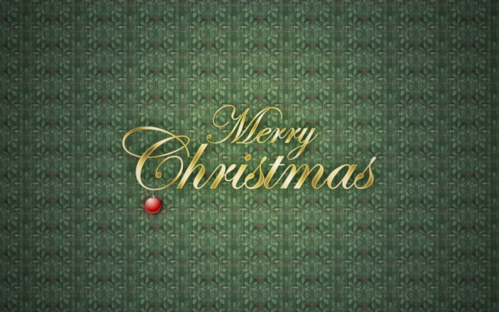 Merry Christmas, green background, vector Wallpapers Pictures Photos Images