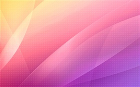 Pink and purple, abstract pictures HD wallpaper