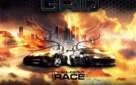 Race driver: Grid HD wallpaper