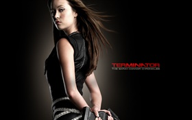 Summer Glau, Terminator: The Sarah Connor Chronicles, Fox TV series HD wallpaper