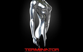 Terminator: The Sarah Connor Chronicles, fluid robot HD wallpaper