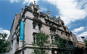 The Jewish Museum, New York, USA HD wallpaper