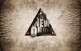 The New Order, creative design HD wallpaper