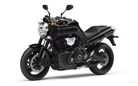 Yamaha MT-01 motorcycle HD wallpaper