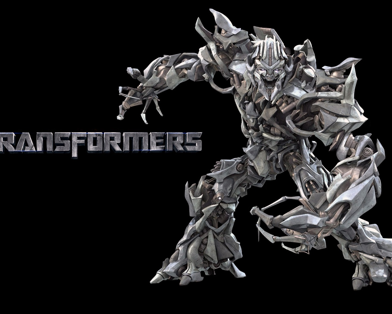 3D design, Transformers 1280x1024 wallpaper