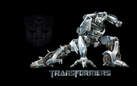 3D robot, Transformers HD wallpaper