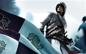 Assassin's Creed, Xbox game HD wallpaper