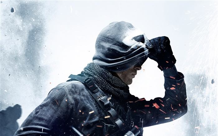 Call of Duty: Ghosts, soldier Wallpapers Pictures Photos Images