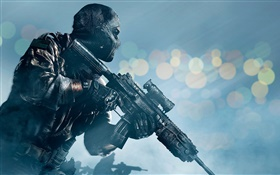 Call of duty: Ghosts HD wallpaper