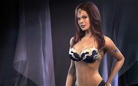 EverQuest, beautiful girl