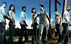 Hot TV series, Lost HD wallpaper