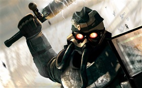 Killzone, soldier, weapon HD wallpaper