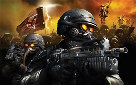 Killzone, soldiers HD wallpaper