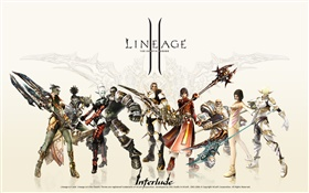 Lineage 2, RPG game