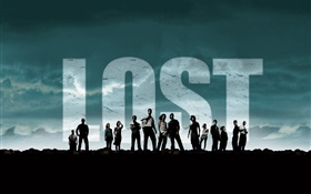 Lost, TV series HD wallpaper