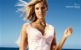 Maggie Grace as Shannon in Lost HD wallpaper