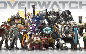 Overwatch PC game HD wallpaper