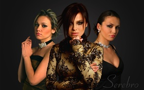 Serebro, music group girls HD wallpaper
