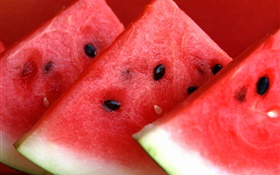 Tasty watermelon slices