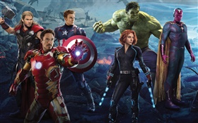 The Avengers 2 HD wallpaper