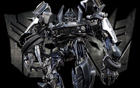 Transformers, 3D police HD wallpaper