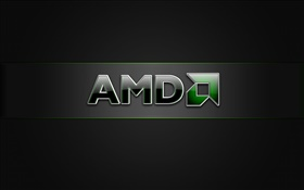 AMD logo HD wallpaper