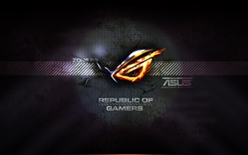 Asus Gamers logo HD wallpaper