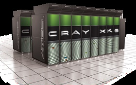 Cray XK6 supercomputer HD wallpaper