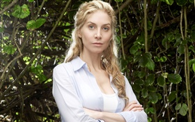 Elizabeth Mitchell as Juliet Burke in Lost HD wallpaper