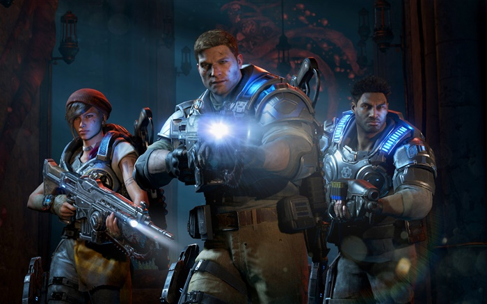 Gears of War 4, Xbox games Wallpapers Pictures Photos Images