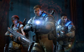 Gears of War 4, Xbox games