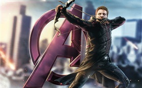Hawkeye, The Avengers HD wallpaper