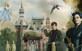 Miss Peregrine's Home for Peculiar Children HD wallpaper