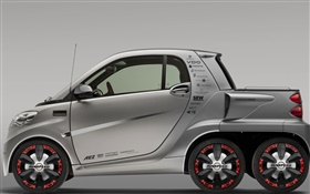 Rinspeed Dock-Go Smart car