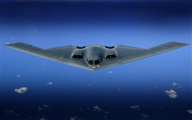 Spirit B-2 Stealth Bomber HD wallpaper