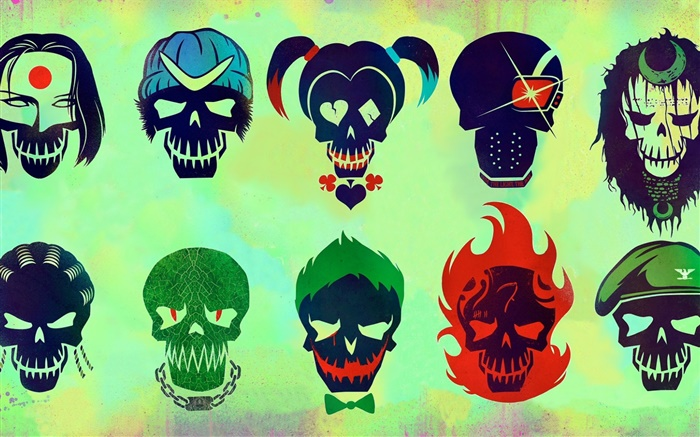 Suicide Squad, 2016 movie Wallpapers Pictures Photos Images