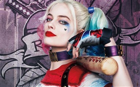 Suicide Squad, Harley Quinn HD wallpaper