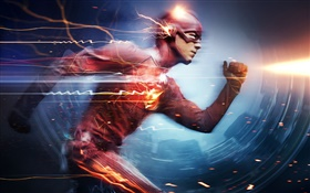 The Flash, TV series HD wallpaper