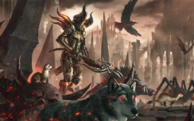 Diablo 3, demon hunter