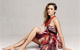 Jessica Alba 13 HD wallpaper