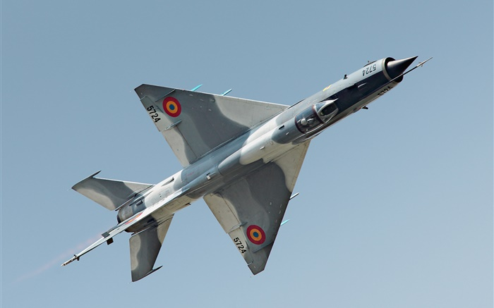 MiG-21 fighter Wallpapers Pictures Photos Images