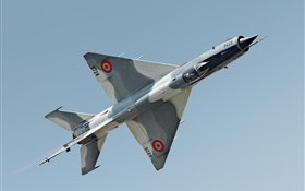 MiG-21 fighter HD wallpaper