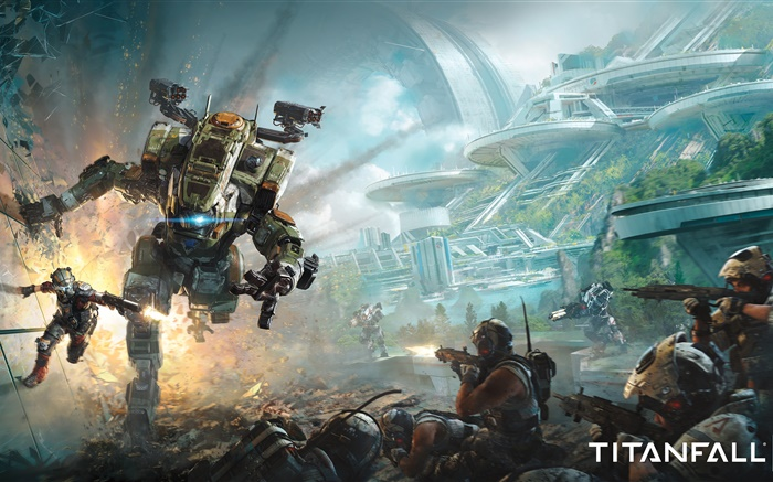 Titanfall 2, PC games HD Wallpapers Pictures Photos Images