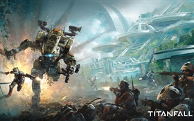 Titanfall 2, PC games HD HD wallpaper